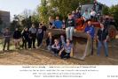 Fast 500m Zaun - gebaut von Schülern, Eltern und Lehrern!_1
