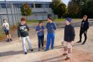 Fast 500m Zaun - gebaut von Schülern, Eltern und Lehrern!_6