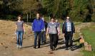 Fast 500m Zaun - gebaut von Schülern, Eltern und Lehrern!_7