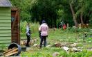 Wässern Pflegen und Gestalten im Schulgarten_20