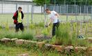 Wässern Pflegen und Gestalten im Schulgarten_26