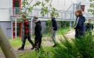 Wässern Pflegen und Gestalten im Schulgarten_35