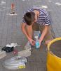 Wässern Pflegen und Gestalten im Schulgarten_40